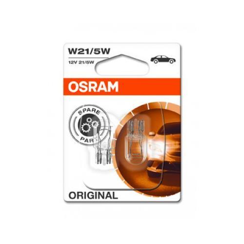 Żarówka W21/5W T20 Osram kpl 2szt