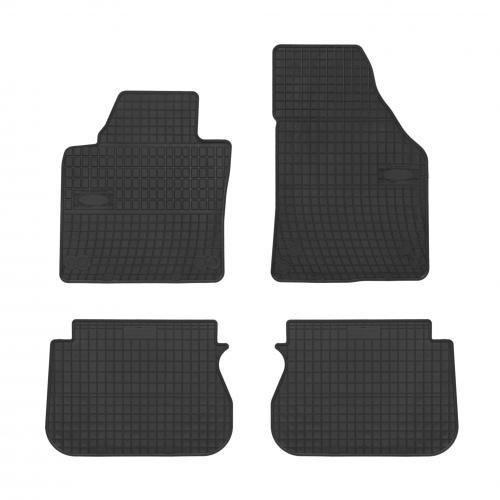 Dywaniki samochodowe VW Caddy 5-osobowy 04-