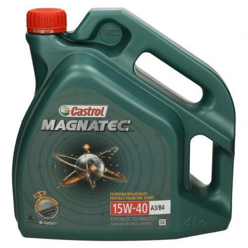 OLEJ 15W40 CASTROL MAGNATEC 4L