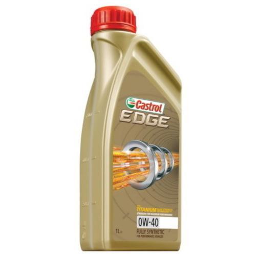 OLEJ 0W40 CASTROL EDGE 1L