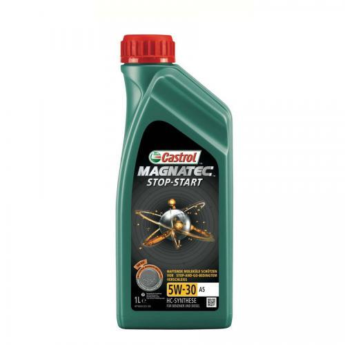 OLEJ 5W30 CASTROL MAGNATEC A5 STOP-START 1L