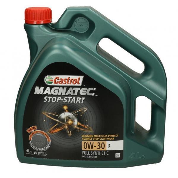 OLEJ 0W30 CASTROL MAGNATEC STOP-START 4L