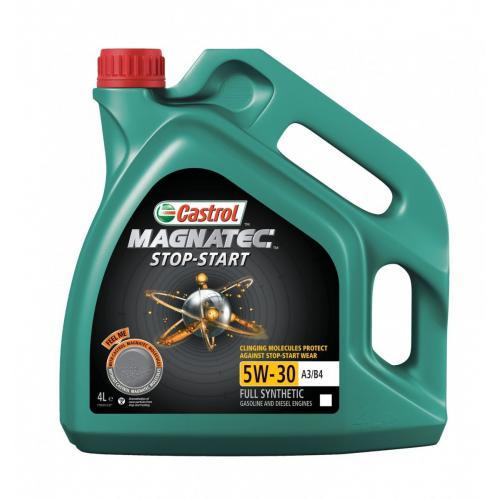 OLEJ 5W30 CASTROL MAGNATEC A3/B4 STOP-START 4L