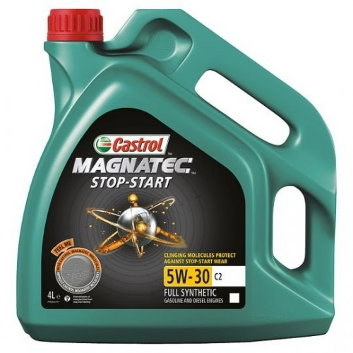 OLEJ 5W30 CASTROL MAGNATEC C2 STOP-START 4L