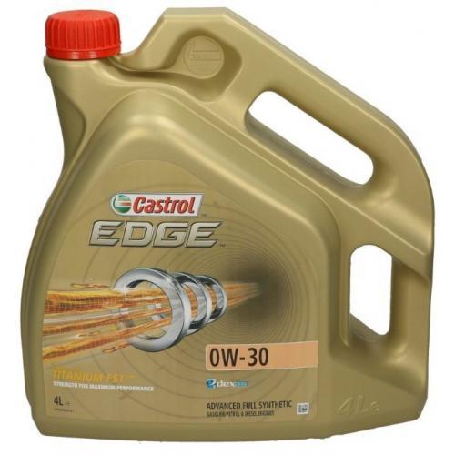 OLEJ 0W30 CASTROL EDGE 4L