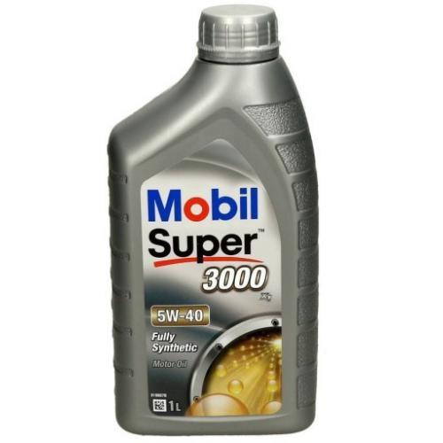 OLEJ 5W40 MOBIL SUPER 3000 X1 1L