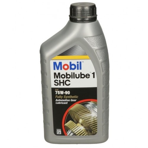 OLEJ 75W90 MOBIL MOBILUBE 1 SHC SYNTETIC 1L