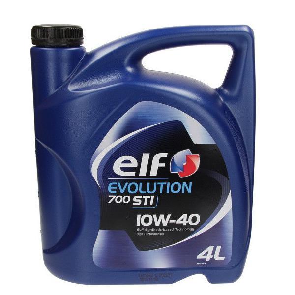 OLEJ 10W40 ELF EVOLUTION 700 STI 4L
