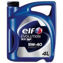 Olej 5W40 ELF Evolution 900 NF 4L ACEA : A3/B4