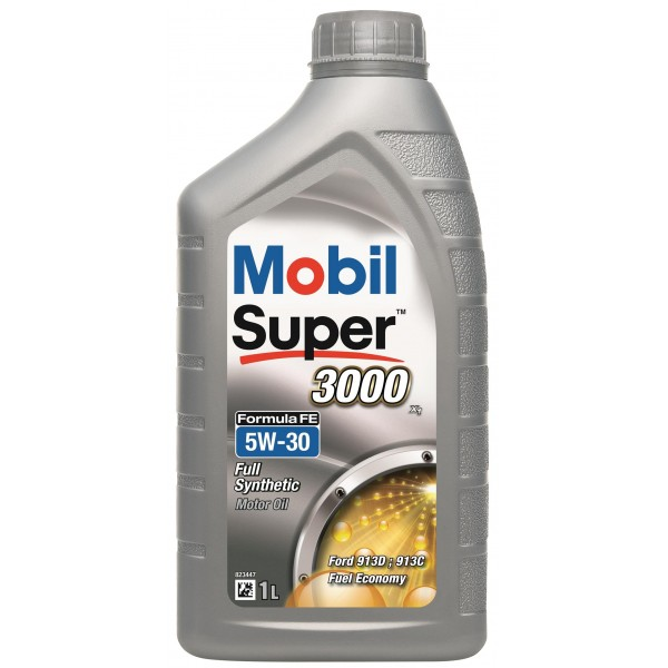 OLEJ 5W30 MOBIL SUPER 3000 X1 F-FE 1L