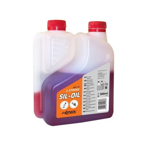 OLEJ AXENOL 2-STROKE RED 500ML