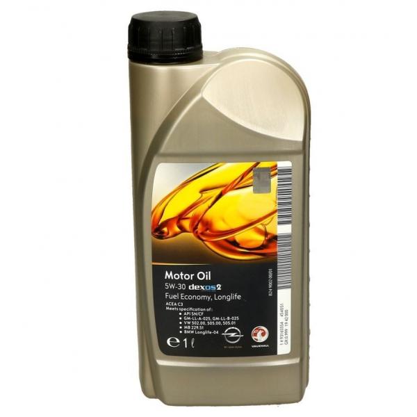 OLEJ 5W30 GM SYNTETIC (DEXOS) 1L