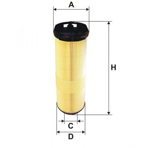 Filtr powietrza Filtron AK 218/4