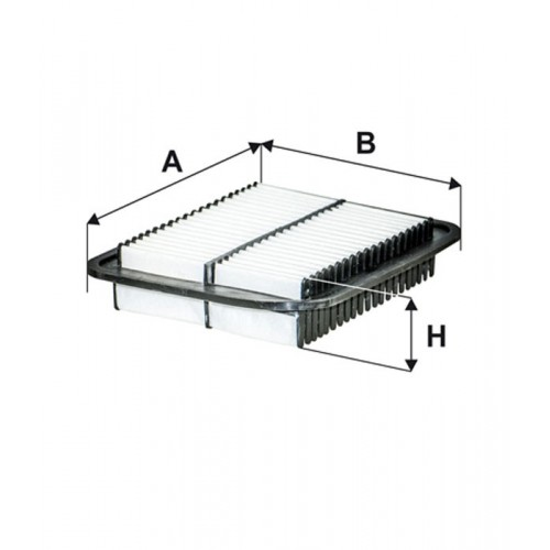 Filtr powietrza Filtron AP 120/5
