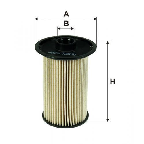 Filtr paliwa Filtron PE 815/6