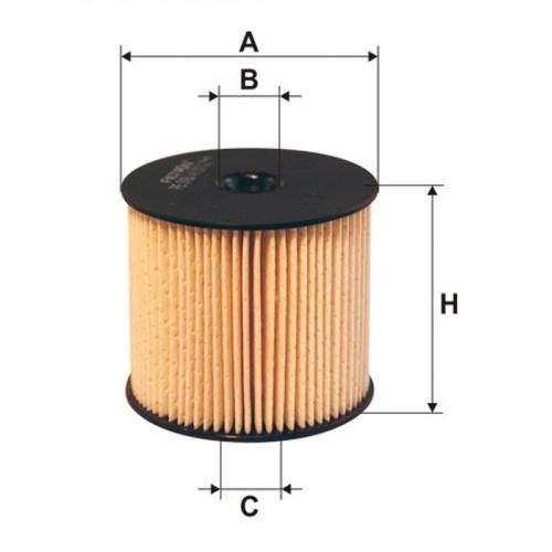 Filtr paliwa Filtron PE 816/4