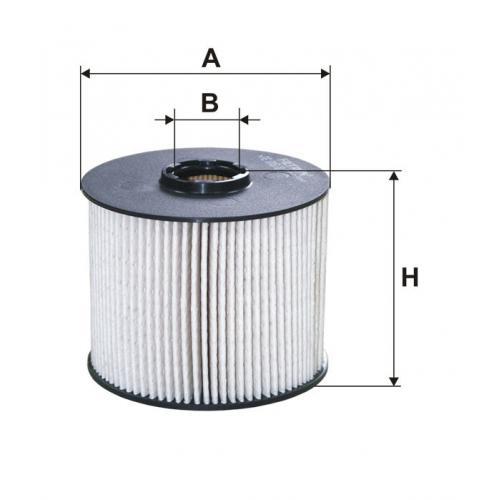 Filtr paliwa Filtron PE 816/8