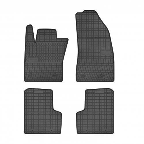 Dywaniki gumowe dedykowane Jeep Renegade 2014-