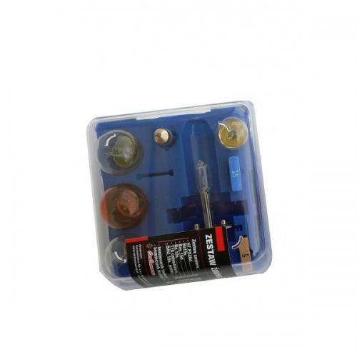 Zestaw żarówek H1 12V