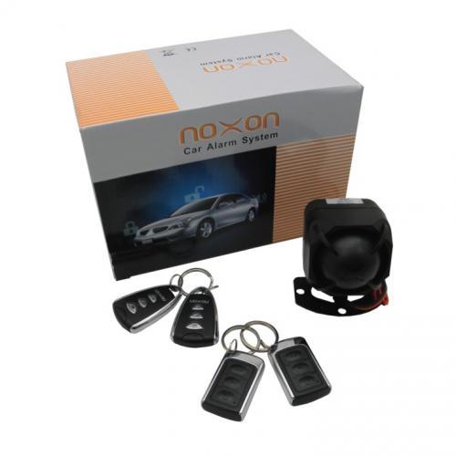 Alarm samochodowy PLV T200 zestaw z syreną