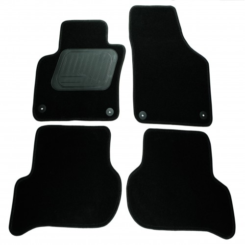 Dywaniki welurowe VW Golf Plus (05-14) Seat Altea (04-15) Seat Altea XL (06-15)